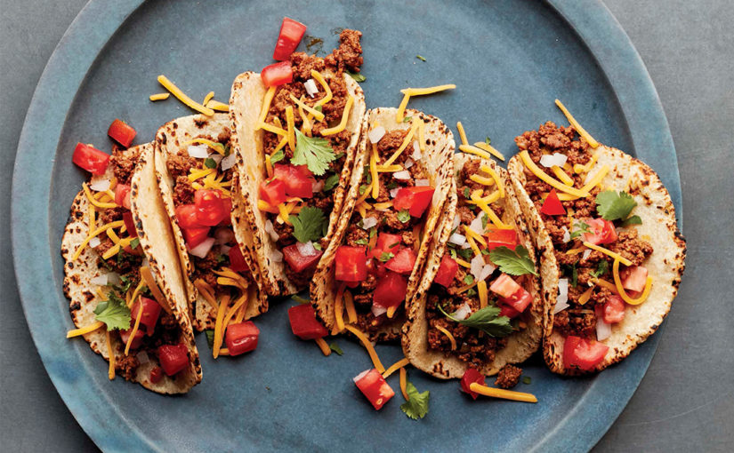 Resep dan Cara Membuat Ground Beef Mushroom Taco